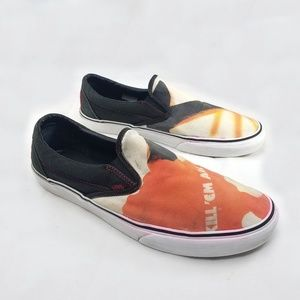 Vans Metallica Kill 'Em All Slip on Shoes